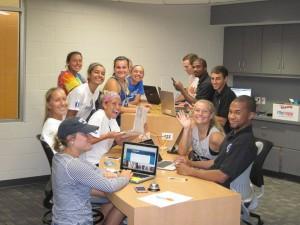 Soccer Team Help Desk