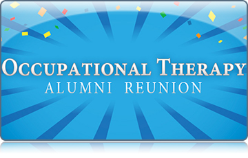 O.T. Alumni Reunion logo