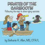 Front of book - Pirates of the Caribootin